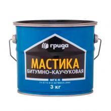 Битумно-каучуковая мастика